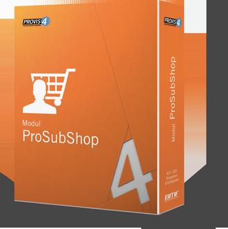 Produktbox ProSubShop