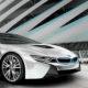 Gerenderter BMW