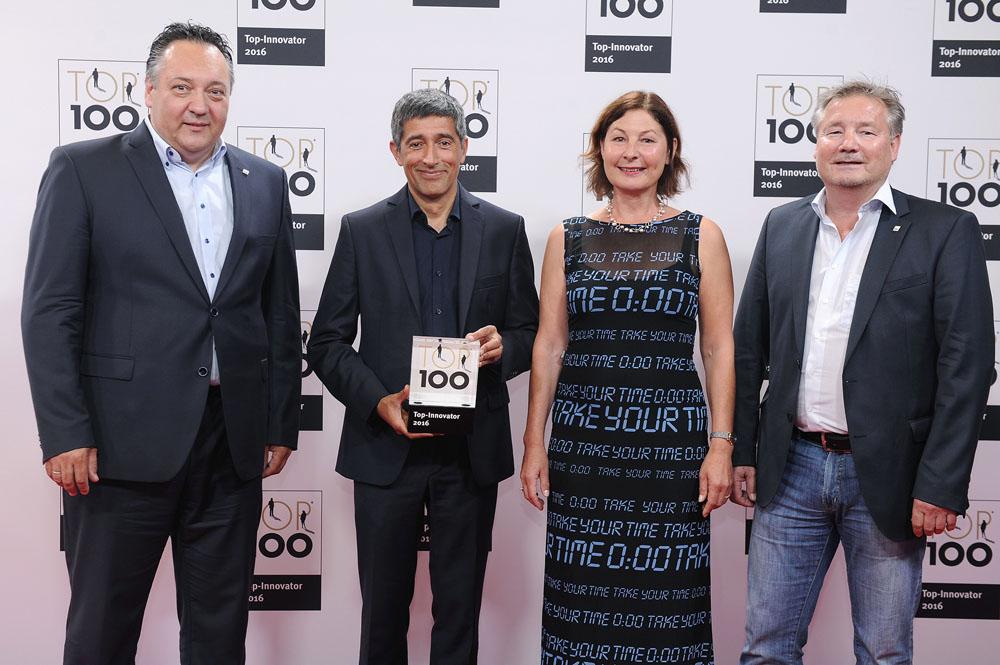Stefan Klein, Ranga Yogeshwar, Gudrun Brender, Wolfgang Brender