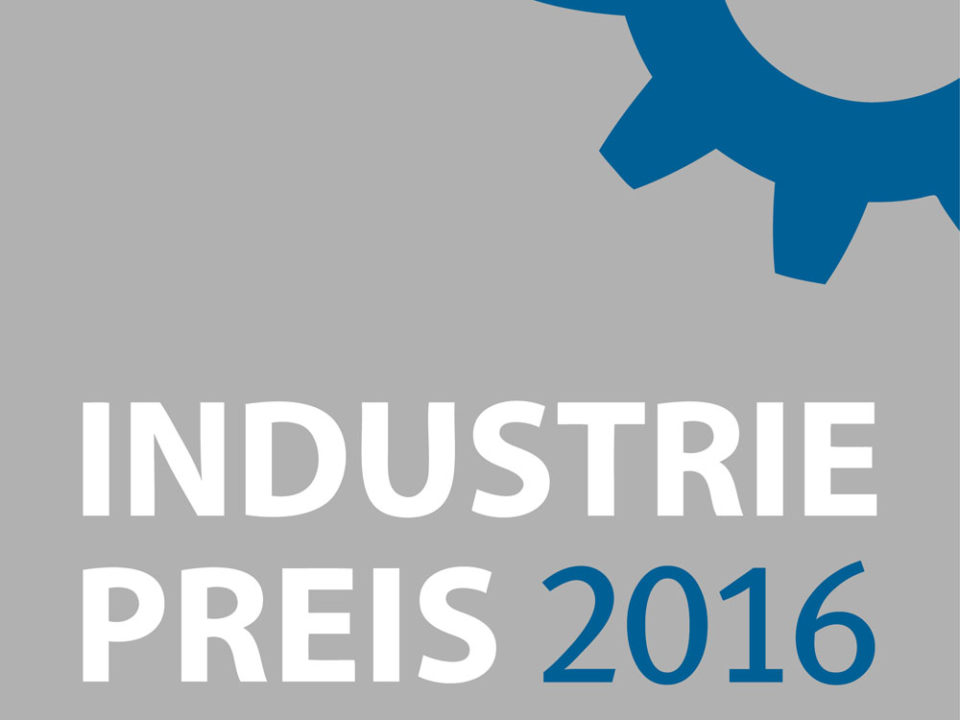 Logo Industriepreis 2016